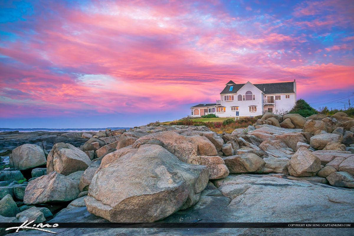 Coastal Living York County Maine Cape Neddick